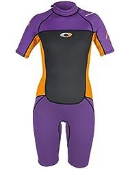 Osprey Girl's Origin Shorty 3/2 mm Wetsuit - Multiple Colours