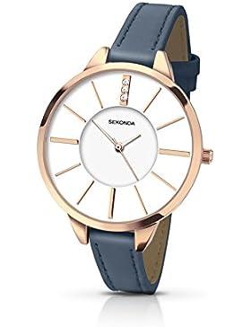 Sekonda Damen-Armbanduhr Woman 2246.27 Analog Quarz