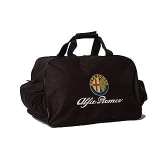 Alfa Romeo Logo Bag Unisex Leisure School Leisure Shoulder Backpack