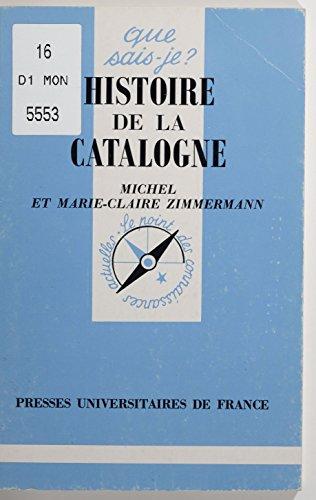 Lire Histoire de la Catalogne pdf ebook