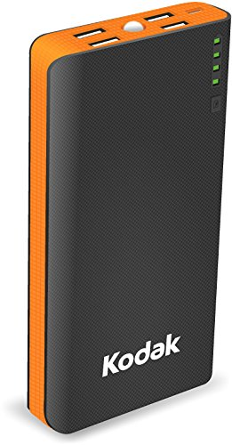 Kodak PBP03-K/15000mAh Power Bank (Black)