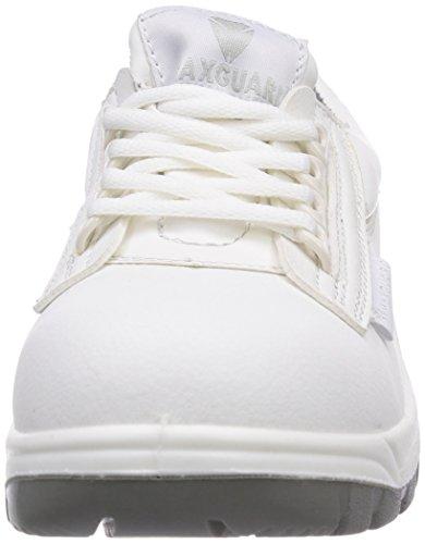 Maxguard W330 Unisex-Erwachsene Sicherheitsschuhe Weiß (weiß)