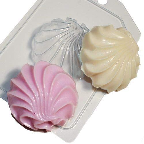 Bonbons, Bad Seife (1pc Marshmallow-Zephyr Sweet Candy Bonbon-Lebensmittel-Kunststoff-Seife Machen Mold Mould 62x59x24mm)