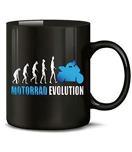 MOTORRAD EVOLUTION 539(Schwarz-Blau)