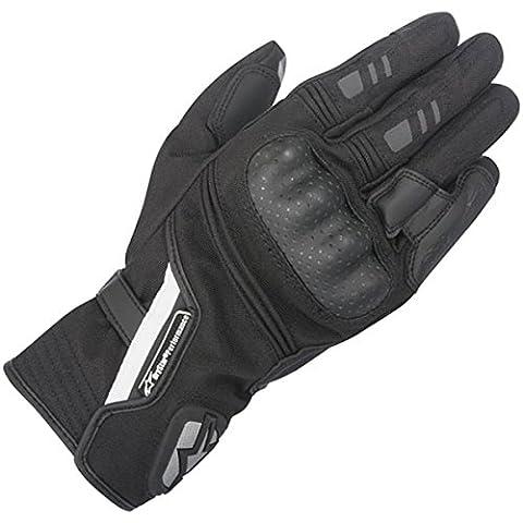 Alpinestars - Motorcycle gloves - Alpinestars Rover St Drystar Black - L