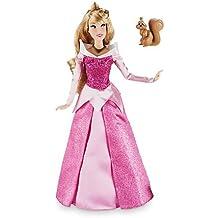 Oficial dormir 30cm Belleza Disney Aurora Classic muñeca