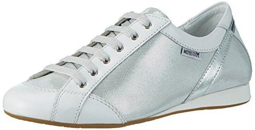 Mephisto Bernie, Sneaker Basse Donna Bianco