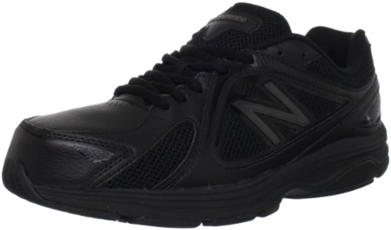New Balance - Zapatillas de running para hombre, color negro, talla 41.5