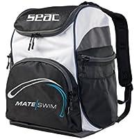Seac Swim Mate - Accesorio para la natación, Color Negro, Talla M