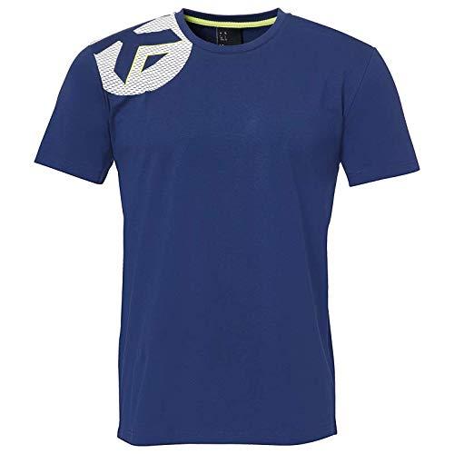 Kempa Herren CORE 2.0 T-Shirt, deep blau, M