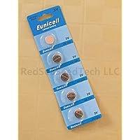 Eunicell CR1220 5012LC Lithium Blister Pack 3V 3 Volt Coin Cell Batteries (10 pcs) by Eunicell preisvergleich bei billige-tabletten.eu