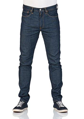 Levis Jeans Men 512 SLIM TAPER FIT 28833-0014 Broken Raw Blau