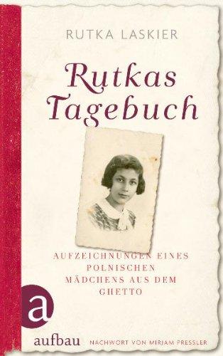 Buchseite und Rezensionen zu 'Rutkas Tagebuch' von Rutka Laskier