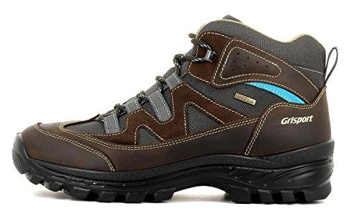 Grisport Unisex Schuhe Herren und Damen Trekking Dakar Trekking- und Wanderstiefel, atmungsaktive Gritex-Membran-Konstruktion V75