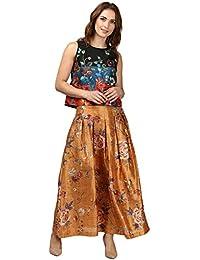 Ritu Kumar Label Women's Frills Skirt