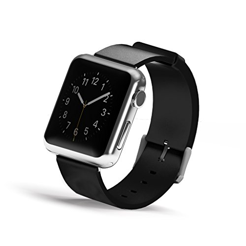wearlizer-genuine-leather-watch-band-replacement-strap-w-metal-clasp-for-apple-watch-all-models-42mm