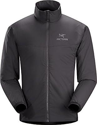 Arc'teryx Atom LT Jacket Men's Carbon Copy Größe L 2016 Daunenjacke