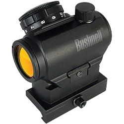 Bushnell BUS-AR731306 TRS-25, 3 MOA Red Dot, Hi-Rise Mount