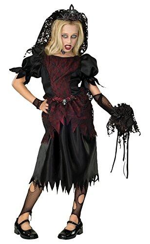 Kostüm Zombie Prom Queen Größe L ()