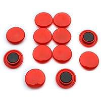 Magnet Expert Ltd - Confezione da 12 magneti per frigorifero