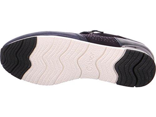 GABOR SHOES GABOR 44.322 Damen Sneaker - Schuhe in Übergrößen dunkel-blau