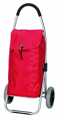 Playmarket Red Go Two Shopping Trolley