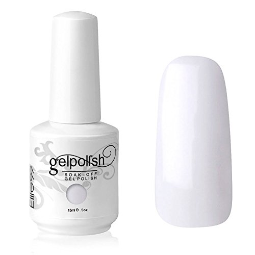 Elite99 Vernis A Ongle Gel Polish UV Nail Art Semi Permanent Manucure 15ml 1323