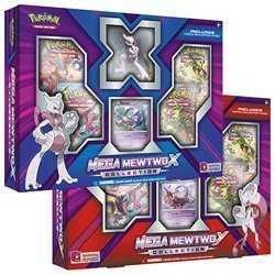 Mega Mewtwo Y Collection by Pokemon - Booster Packs & Boxes - Assorted Pokemon