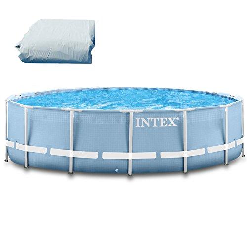 Intex Ersatzpool 366x122 cm Swimming Pool Frame ohne Gestänge 289041