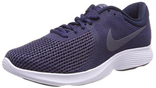 Nike Revolution 4, Zapatillas de Running para Hombre, Azul (Neutral Indigo/Light Carbon-Obsidian-Black 500), 40 EU