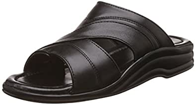 Coolers (from Liberty) Men's Black Hawaii Thong Sandals - 10 UK/India (45 EU)