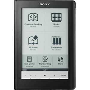 Sony eBook Reader Touch Edition (Black) PRS-600