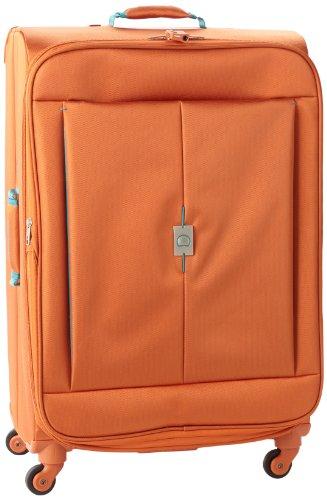 Delsey Valigia, 55 cm, 80 L, Arancione