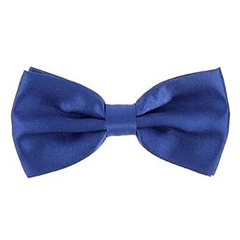Noeud Papillon Bleu roi Homme - Noeud Papillon Mariage - Soirée