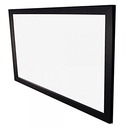 Euroscreen Modigliani Velvet Frame Cinesound Fabric Projector Screen 200 x
