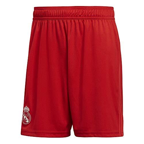 adidas Performance Herren Fußballshorts Real Madrid 3RD Shorts rot (500) XL