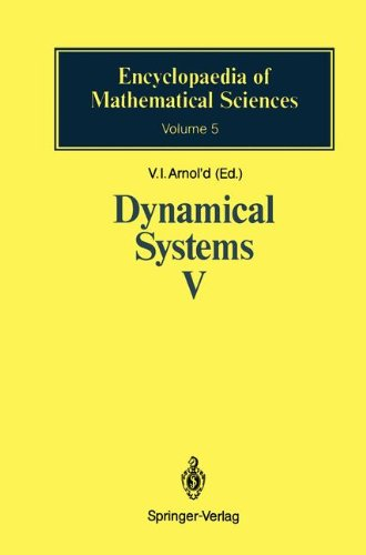 Dynamical Systems V: Bifurcation Theory and Catastrophe Theory (Encyclopaedia of Mathematical Sciences, Band 5)