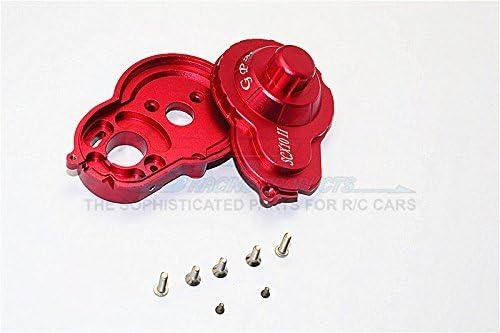 Axial SCX10 II Upgrade Pièces (AX90046) Aluminium Aluminium Aluminium Spur Gear Housing - 2Pcs Set Red | 2019  10a344