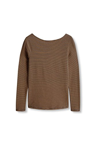 Esprit T-Shirt Femme Multicolore (toffee 225)