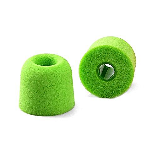 ⭐️KLIM Kopfhörer Ohrhörer 4.9mm Memoryschaum – 20 Ohrhörer – Überaus bequem – Isolierung von Außengeräuschen – 2 Verschiedene Größen 2019 Version - 7