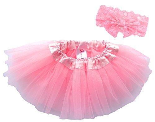 ck Tutu Classic Set m. passendem Haarband Rosa Classic 6-23 Monate (Kleinkind Und Baby Passende Halloween-kostüme)