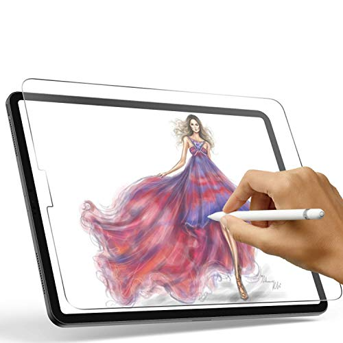 Paper Texture Screen Protector Film for iPad pro 11 inch 2018 Anti-Glare 6-Pack