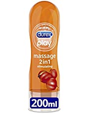 Durex Play Massage Gel 2in1 Stimulating - 200 ml