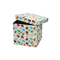 Royalford Accessories Boxes and Organizers, MDF, Multi Color