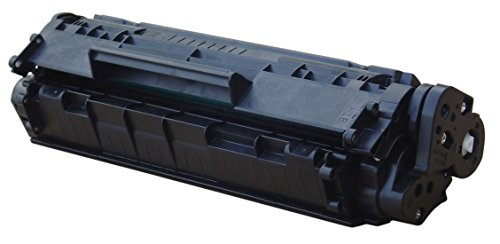INK INSPIRATION® Tóner compatible para HP LaserJet 1010 1012 1015 1018 1020 1020 Plus 1022 1022N 1022NW 3015 3020 3030 3050 3052 3055 M1005 M1319F Canon LBP-2900 LBP-2900i LBP-2900B LBP-3000 I-Sensys MF-4010 MF-4012 MF-4014 MF-4050 MF-4100 MF-4120 MF-4140 MF-4150 MF-4210 MF-4270 MF-4320D MF-4330D MF-4340D MF-4350D MF-4370DN MF-4380DN MF-4660PL MF-4690PL Fax L95 L100 L120 L140 L160 Laserbase PC-D440 PC-D450 | Reemplazo para HP Q2612A 12A & Canon 303 703 FX-10 FX-9 | 2000 páginas