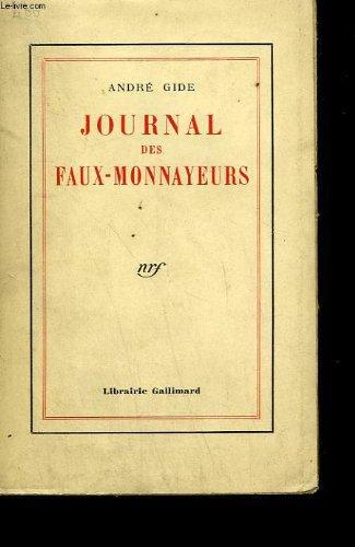 Journal des faux - monnayeurs.