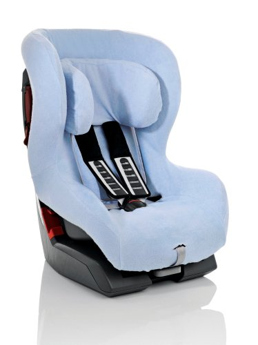 Britax Römer KING PLUS, SAFEFIX PLUS/PLUS TT Sommerbezug, blau