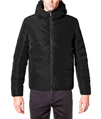 ECOALF - Megeve Jacket Man, Piumino da uomo, nero (black 319), L