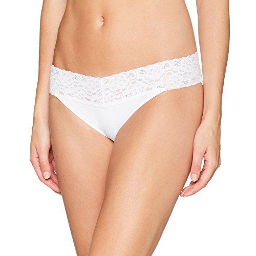 ESPRIT Bodywear Damen Rio Slip 997CF1T810 Weiß (White 100) 40