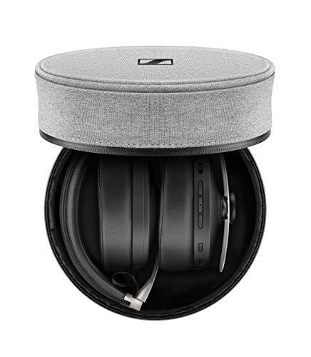 Sennheiser Momentum Wireless Kopfhörer (mit Geräuschunterdrückung, automatischer Ein-/Ausschaltung, Smart-Pause-Funktion und Smart Control App) - 7